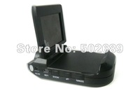 Car recorder with 120 degree view angle vehicle dvr motion detect  H185/H185B