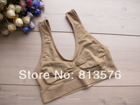 Discounging now Ahh Bra Sexy Bra women bra yoga bra Slimming Underwear Breast Massage Seamless Outlining Your Figure 3pcs/lot