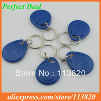 Free Shipping China Post 100pcs/lot RFID Proximity Access Control Card RIFD Tag 125Khz