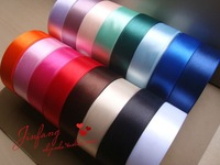 """free shippin  16 solid color , ribbon ,nylon ribbon 1""""   2.5cm wdth ,MOQ is 16rolls/ 16colors ,25yards/roll"""