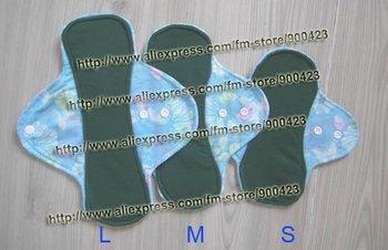 Mama's Cloth/Menstrual Pads/Liner,Sanitary Napkin,Sanitary Pads cotton 20CM