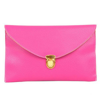 2014 Casual   Handbag Clutch Bag Wholesale And Retail Coin Purse Leather Inclined ShoulderBbag Envelope Bags Q016