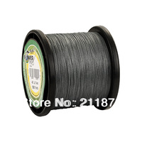 wholesale 1500yds gray 6LB10LB15LB20LB30LB40LB50LB65LB80LB100LB braided fishing line dyneema