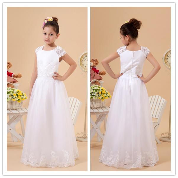 Flower Girl Dresses Belle Of The Ball Buy 103