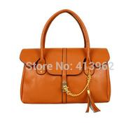 Hotsale Fashion Women's Satchel PU Leather Shoulder Bag Tassel Handbag With Fringe Black/Brown Hotsale  Wholesale