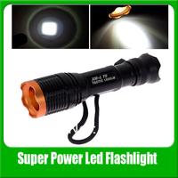 LIE REN KC-01 Cree XMLT6 1800LM 5-Modes Led Tactic Flashlight Torch (1*18650)