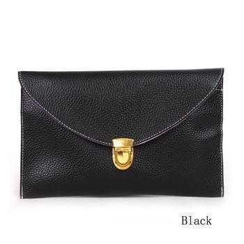 Hot Casual    Korea Style Womens Envelope Clutch Chain Purse HandBag Shoulder Bag 12 Colors KQ275