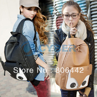 Women's Girls Fashion Backpack Handbag Shoulder Bag Satchel Schoolbag Bag 2Colors Free Shipping