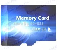 50pcs/lot 8GB/2G Grade  cheap Micro sd Memory Card /TF card 8gb / 2014 Shenzhen Plant Wholesale Promotion/  Free Shipping