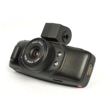 Free Shipping Full HD 1080P Car DVR Camera Night Vision120 Degree IR Vehicle Dashboard Black Box Built In GPS G-Sensor GS5000