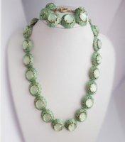 Minimum Order $20 (mixed order)  Crystal Cupcake Jewelry sets (necklace/bracelet)