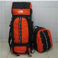 Hottest 80L picture mountaineering bag outdoor bag backpack travel bag !outdoor bag .hiking bag+ 5 COLOUR