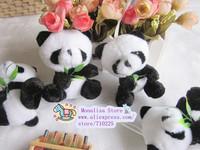 Wholesale Freeshipping bamboo panda plush toy doll small novelty festive wedding gifts christmas gift gifts  PT3006 T