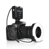 Aputure Amaran Halo AHL-HC100 100 LED Macro Ring Flash Light for Canon DLSR Cameras 5D MARK II III 650D 550D 700D 7D 5D2 60D