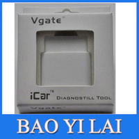 Vgate iCar iV350 Mini ELM327 OBD2 OBDII Bluetooth Adapter Scanner TORQUE ANDROID Win0008