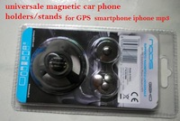 free shipping car outlet universal navigation mount magnetic car cell phone holder