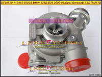 Wholesale GT2052V 710415-5003S 710415 710415-0003 Turbo Turbocharger For BMW 525D E39 2000-03;Opel Omega B 2.5L DTI M57D 163HP