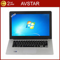 Cheap 14 inch notebook computer Ultrabook laptop PC Intel Atom D2550 or D2500 1.86Ghz dual core 4GB DDR3 320GB WIFI HDMI Webcam