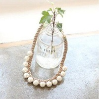 Supernova Sale Newest Women Top Brand Pearl Necklace for Women