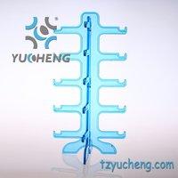 [YUCHENG] wholesale plastic eyewear display stand Y071  10pcs/lot