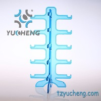 [YUCHENG] wholesale plastic eyewear display stand Y071  10pcs/lot