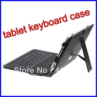 10 inch  USB Wired Keyboard /tablet pc keyboard, 10''  keyboard case 100pcs/lot free shipping