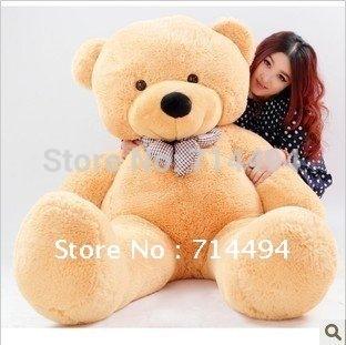 Высокое качество низкая цена плюшевые игрушки большой size100cm / плюшевый мишка 1 м / большой объятия медведя кукла / любителей / рождественские подарки подарок на день рождения
