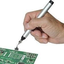 wholesale 5pcs/lot FFQ 939 Vacuum Sucking Pen IC SMD Easy Pick Picker Up Hand Tool