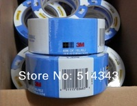 3M Masking tape 2090 Blue Painter's Tape for Multi-Surfaces/crepe paper material/48mm*60yds/10rolls/lot