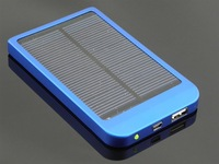HOT! 2600mAH solar battery charger power bank for cell phone,