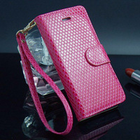 New Arrival for iphone 5 5 sleather case covr free shipping