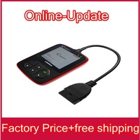 2013 Promotion 100% original Online-Update Color screen Launch Creader 6 OBD2 Code reader, Launch creader VI with lowest price