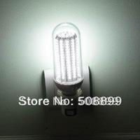 Freeshipping 12W E27 198 SMD LED Bulb Light lamp 160-260V Pure White +Dropshipping
