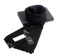 Free Shipping Drop Shipping Guaranteed 100% Wholesale Retail 2014 Autumn Winter Fashion Men's Cashmere Solid Color Thick Scarfs