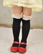 girls wearing black socks price