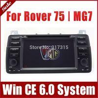 "7"" Car DVD Player for Rover 75 / MG7 w/ GPS Navigation Radio TV BT USB SD AUX iPod Map Auto Audio Video Stereo Navigator SatNav"