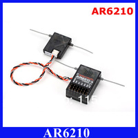 AR6210  Receiver 2.4Ghz  6-Channel  Free Shipping