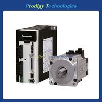 MHMD082G1V+MCDHT3520, 750W, Panasonic AC Servo Motor+Drive+Cables, Analog & Pulse Type,  Motor with Brake