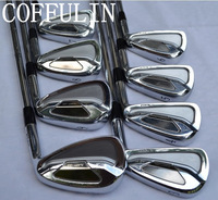 MP 59 Golf Irons With R300 Steel Shafts Golf Clubs #3456789P 8PCS