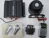 CE FCC certs GPS+GSM Two-way Car Alarm Support 3G SIM card Start engine by phone & SMS Control vehicle anywhere