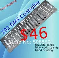 10pcs/Lot,192 DMX Controller Mini Stage Light Controller