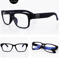fashion brand c glasses frame women new 2014 sexy club glass frames Eyeglasses Plain Mirror glasses women y601