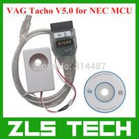 Vagtacho USB Version V 5.0 VAG Tacho For NEC MCU 24C32 or 24C64 2014 Professioanl ECU Chip Tunning Tool