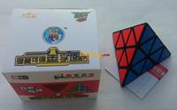 10pcs/lot Shengshou  ss Pyraminx 3x3 cube Twist Puzzle Educational puzzle toy+Free shipping