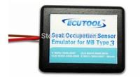 Hot Sale 5pcs/lot MB Seat Occupation SRS Sensor Emulator Type 3 for Mercedes Benz W203, W209, W219, W211 Airbag Light Reset Tool