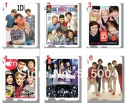 HOT !!! For One Direction 1D Hard Back Case Cover For ipad For ipad2 +Free Shipping