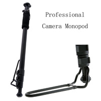 New 71'' Black Professional Tripod Monopod for Canon Sony Nikon DC Camera + Free Shipping