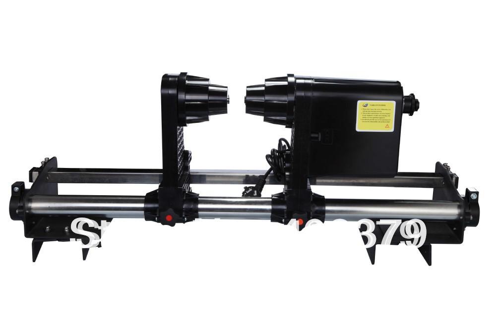 printer Auto Take up Reel System Paper Collector printer paper receiver for Roland SJ640 printer(China (Mainland))