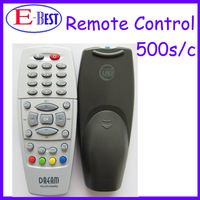 Black / Silvery DM500 Remote Control for DM500S DM500C DM500T Free Shipping post