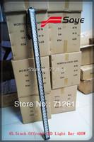 4x4 light accessories marine electronics truck part guangzhou off brand atv utv suv auto led lights 400W 45.5'' led light bar